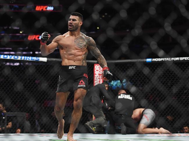 Lyman Good vs. Belal Muhammad - 6/20/20 UFC Fight Night 173 Pick, Odds, and Prediction