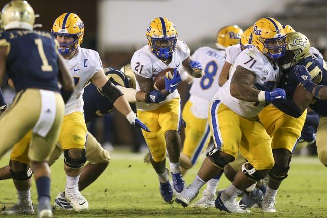 Postponed: Georgia Tech vs Pittsburgh College Football Picks, Odds, Predictions 11/14/20