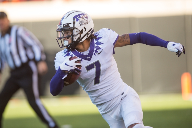 TCU vs. Baylor - 11/9/19 College Football Pick, Odds, and Prediction
