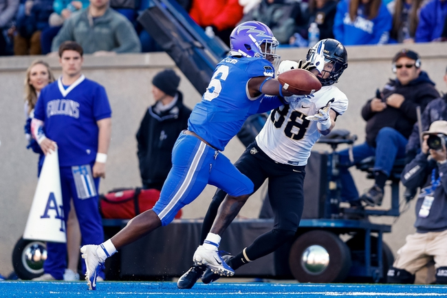Colorado State vs Air Force 11/16/19 - College Football Pick Odds & Prediction