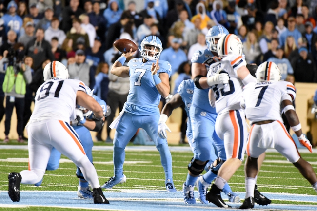 North Carolina State vs. North Carolina - 11/30/19 College Football Pick, Odds, and Prediction