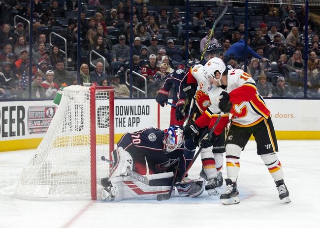Calgary Flames vs. Columbus Blue Jackets - 3/4/20 NHL Pick, Odds, and Prediction