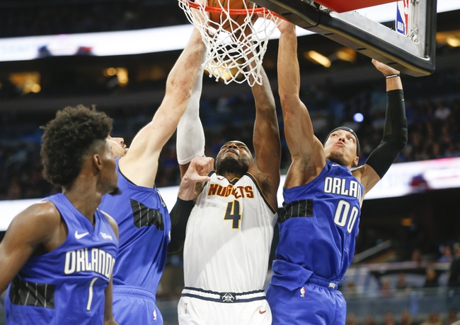 Denver Nuggets vs. Orlando Magic - 12/18/19 NBA Pick, Odds, and Prediction