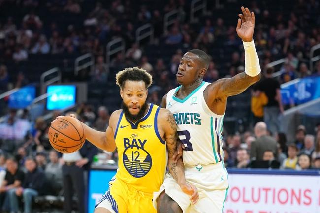 Charlotte Hornets vs. Golden State Warriors - 12/4/19 NBA Pick, Odds, and Prediction