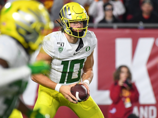 Arizona State vs. Oregon - 11/23/19 College Football Pick, Odds, and Prediction