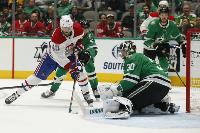 Montreal Canadiens vs. Dallas Stars - 2/15/20 NHL Pick, Odds, and Prediction