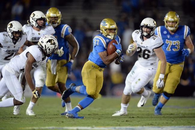 CFB Picks: Colorado vs UCLA 11/7/20 College Football Picks, Odds, Predictions