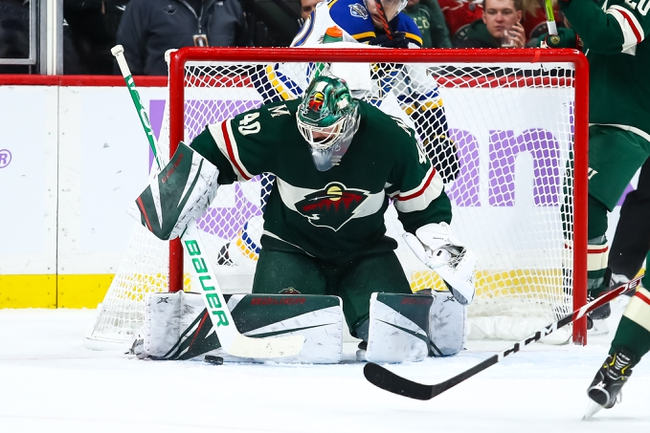 Minnesota Wild vs. St. Louis Blues - 2/23/20 NHL Pick, Odds, and Prediction
