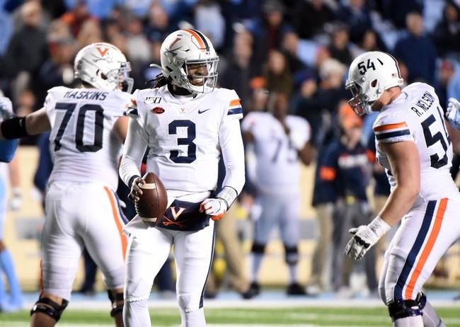 Virginia vs. Georgia Tech - 11/9/19 College Football Pick, Odds, and Prediction