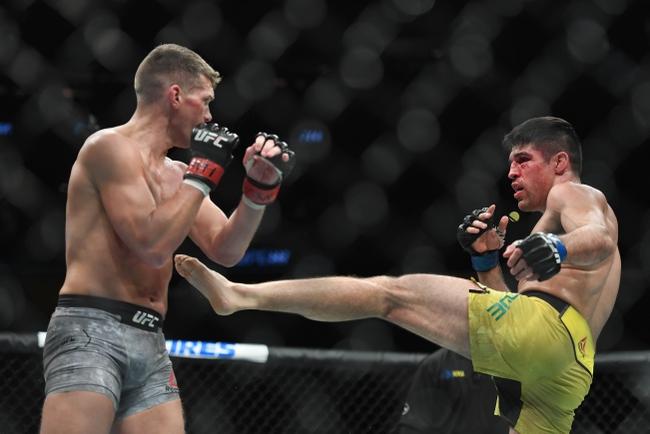 Niko Price vs. Vicente Luque - 5/9/20 UFC 249 Pick, Odds, and Prediction