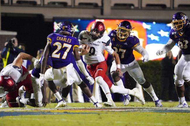 AAC CFB Picks: Cincinnati vs East Carolina 11/13/20 College Football Picks, Predictions