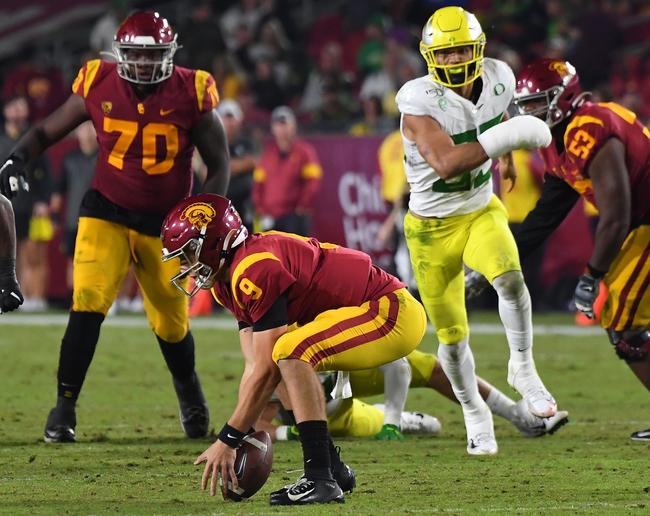 USC at Arizona State 11/9/19 - College Football Picks & Predictions