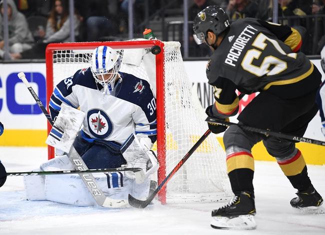 Winnipeg Jets vs. Vegas Golden Knights - 3/6/20 NHL Pick, Odds, and Prediction