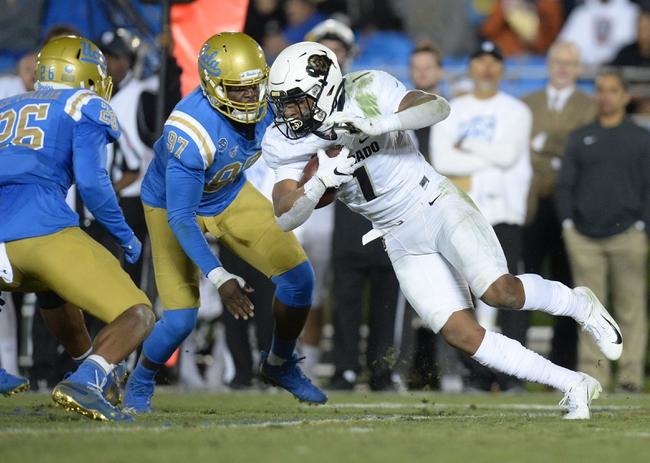 Colorado vs. Stanford - 11/9/19 College Football Pick, Odds, and Prediction