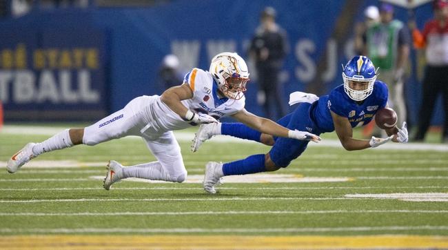 Prediction: Boise State vs San Jose State 11/28/20 College Football Picks, Odds