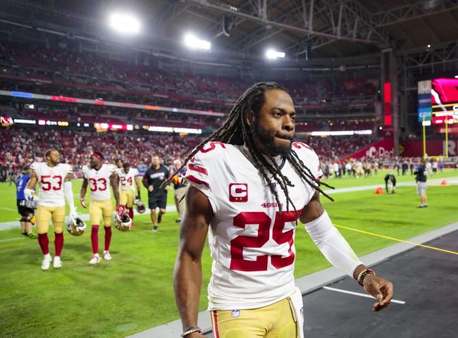 Arizona Cardinals at San Francisco 49ers - 11/17/19 NFL Pick, Odds, and Prediction