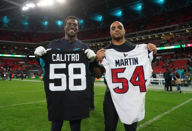 Houston Texans vs. Jacksonville Jaguars - 5/26/20 Madden20 NFL Sim Pick, Odds, and Prediction
