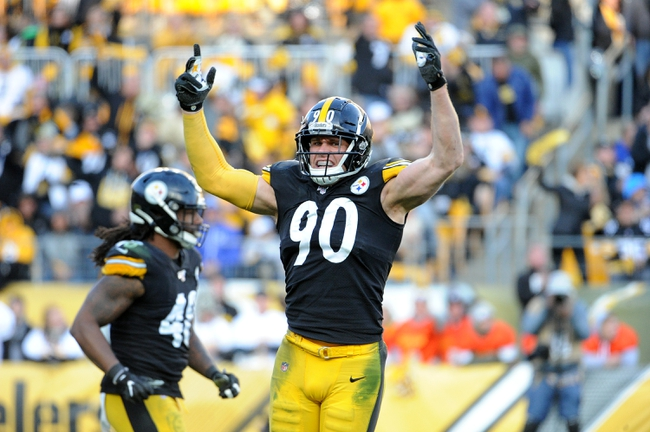 Los Angeles Rams at Pittsburgh Steelers - 11/10/19 NFL Pick, Odds, and Prediction