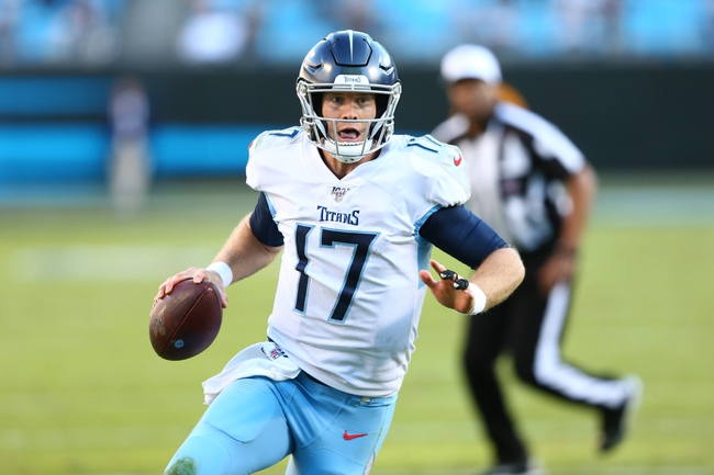 Tennessee Titans vs. Carolina Panthers - 6/26/20 Madden 20 Sim Classic NFL Pick, Odds, and Prediction