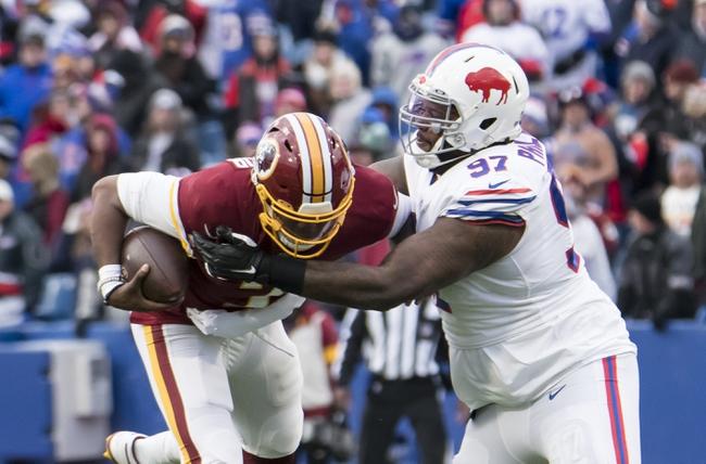 Washington Redskins vs. Buffalo Bills - 6/17/20 Madden 20 Sim NFL Pick, Odds, and Prediction