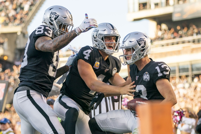 Los Angeles Chargers at Oakland Raiders - 11/7/19 NFL Pick, Odds, and Prediction
