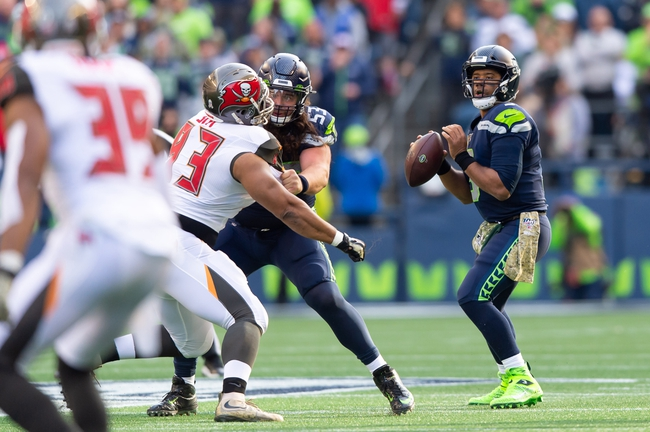 Seattle Seahawks at San Francisco 49ers - 11/11/19 NFL Pick, Odds, and Prediction