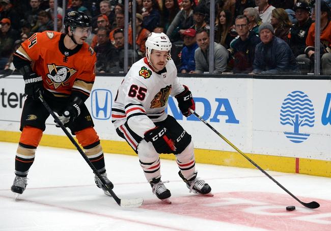 Chicago Blackhawks vs. Anaheim Ducks - 3/3/20 NHL Pick, Odds, and Prediction