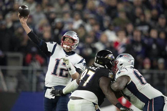 Philadelphia Eagles vs. New England Patriots - 11/17/19 NFL Pick, Odds, and Prediction