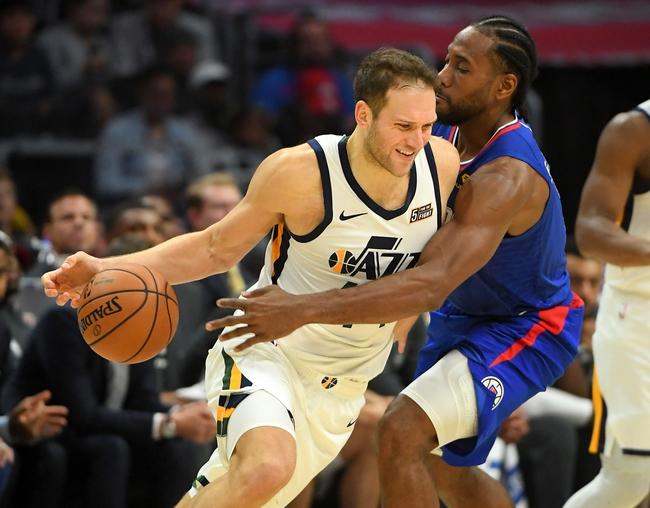Los Angeles Clippers vs. Utah Jazz - 12/28/19 NBA Pick, Odds & Prediction