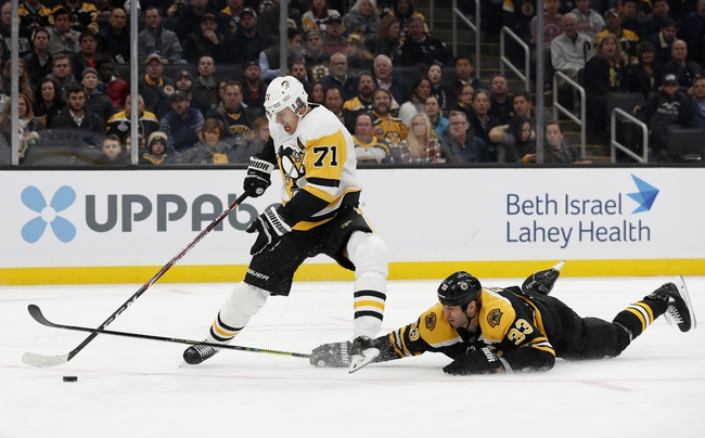 Boston Bruins vs. Pittsburgh Penguins - 1/16/20 NHL Pick, Odds, and Prediction