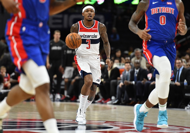 Detroit Pistons vs. Washington Wizards - 12/16/19 NBA Pick, Odds, and Prediction