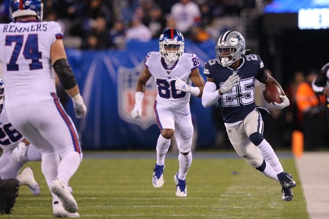Week 5: Dallas Cowboys vs New York Giants NFL Picks, Odds, Predictions 10/11/20