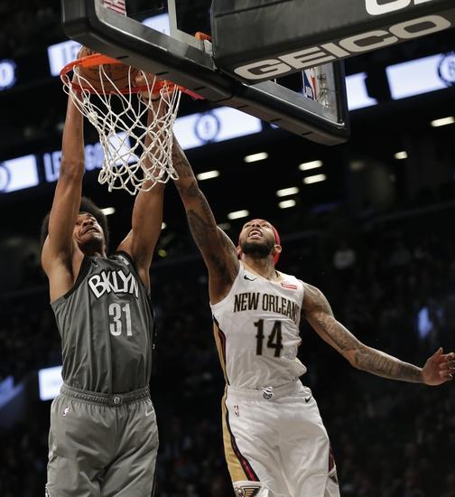 New Orleans Pelicans vs. Brooklyn Nets - 12/17/19 NBA Pick, Odds, and Prediction