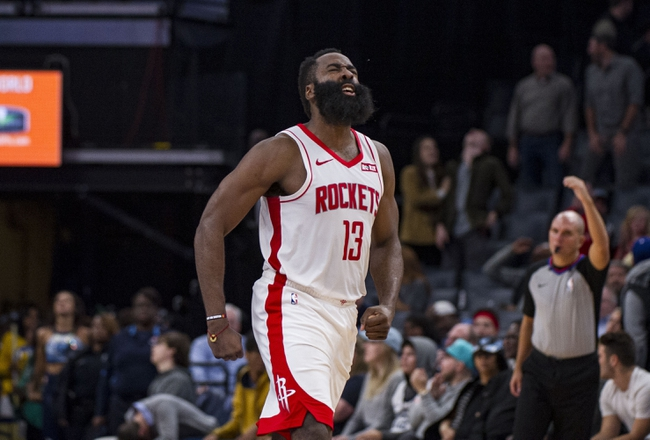 Memphis Grizzlies vs. Houston Rockets - 1/14/20 NBA Pick, Odds, and Prediction