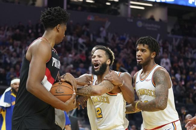 Portland Trail Blazers vs. Golden State Warriors - 12/18/19 NBA Pick, Odds & Prediction