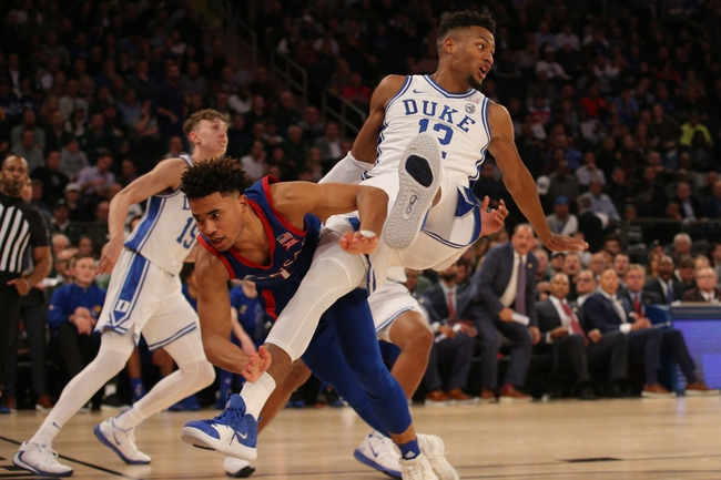 Duke vs. Colorado State - 11/8/19 College Basketball Pick, Odds, and Prediction