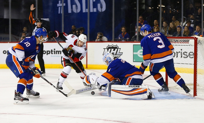 Ottawa Senators vs. New York Islanders - 3/5/20 NHL Pick, Odds, and Prediction