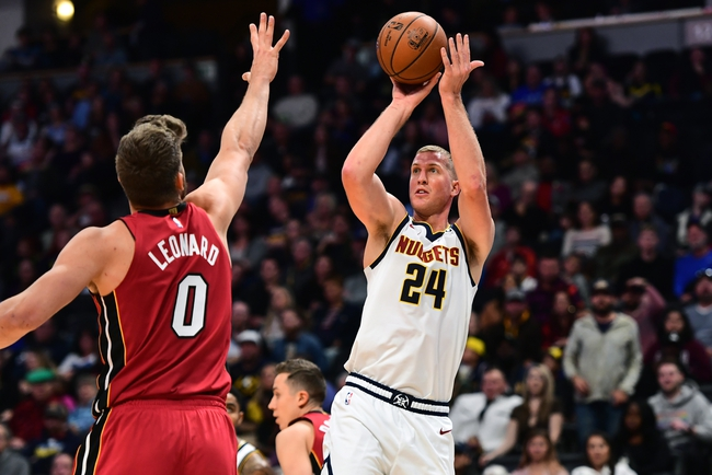 Miami Heat at Denver Nuggets - 8/1/20 NBA Picks and Prediction