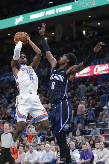 Orlando Magic vs. Oklahoma City Thunder - 1/22/20 NBA Pick, Odds & Prediction