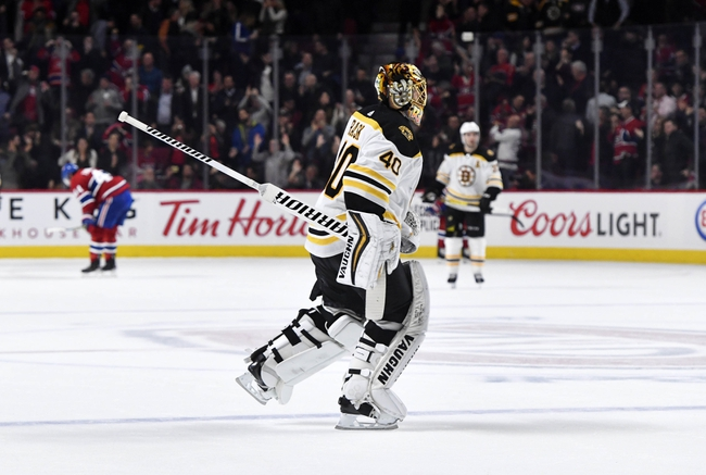 Montreal Canadiens vs. Boston Bruins - 11/26/19 NHL Pick, Odds, and Prediction