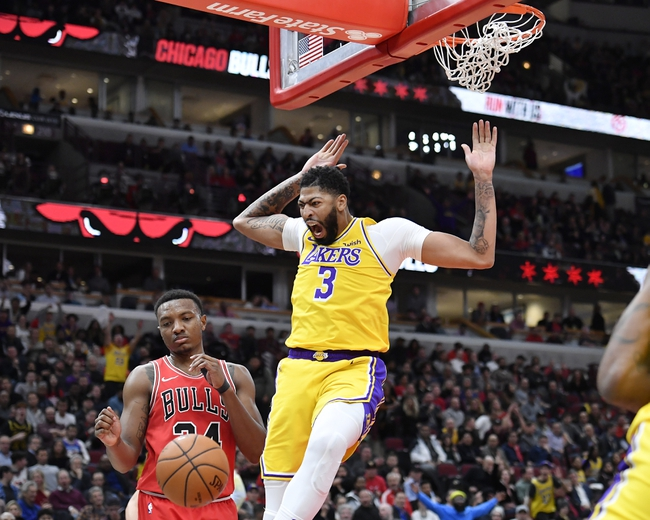 L.A. Lakers vs. Miami Heat - 11/8/19 NBA Pick, Odds, and Prediction