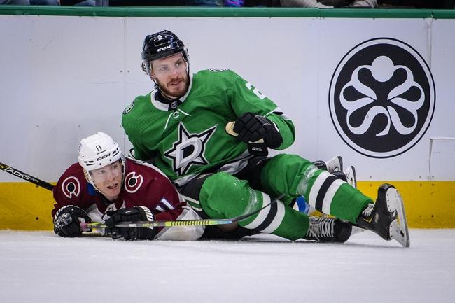 Dallas Stars vs. Colorado Avalanche - 12/28/19 NHL Pick, Odds, and Prediction