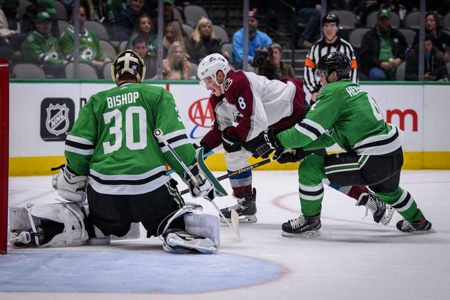 Dallas Stars vs. Colorado Avalanche - 12/28/19 NHL Pick, Odds & Prediction