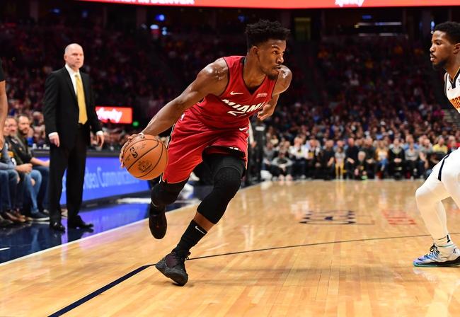Brooklyn Nets vs. Miami Heat - 12/1/19 NBA Pick, Odds, and Prediction