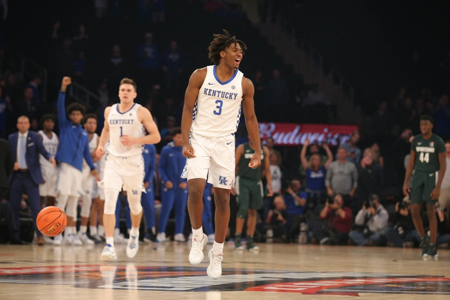 Kentucky vs. Eastern Kentucky - 11/8/19 College Basketball Pick, Odds, and Prediction