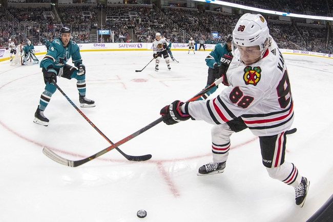 Chicago Blackhawks vs. San Jose Sharks - 3/11/20 NHL Pick, Odds, and Prediction