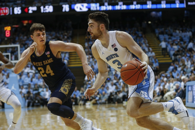 Notre Dame vs. North Carolina - 2/17/20 College Basketball Pick, Odds & Prediction