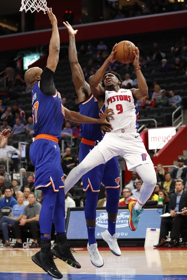 Detroit Pistons vs. New York Knicks - 2/8/20 NBA Pick, Odds & Prediction