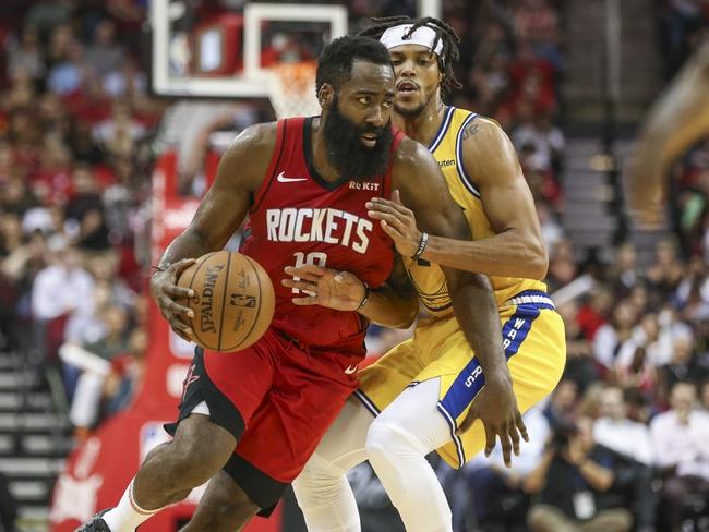 Golden State Warriors vs. Houston Rockets - 12/25/19 NBA Pick, Odds & Prediction
