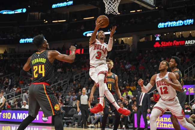 Chicago Bulls vs. Atlanta Hawks - 12/11/19 NBA Pick, Odds, and Prediction